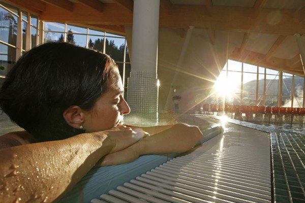 Relaxen in der Therme Amadé in Altenmarkt