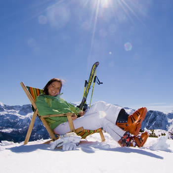 Relax during your winter holiday in Zauchensee
