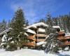 Das Jagdhaus am Zauchensee im Winter