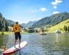 Aktivsport im Sommer am Zauchensee