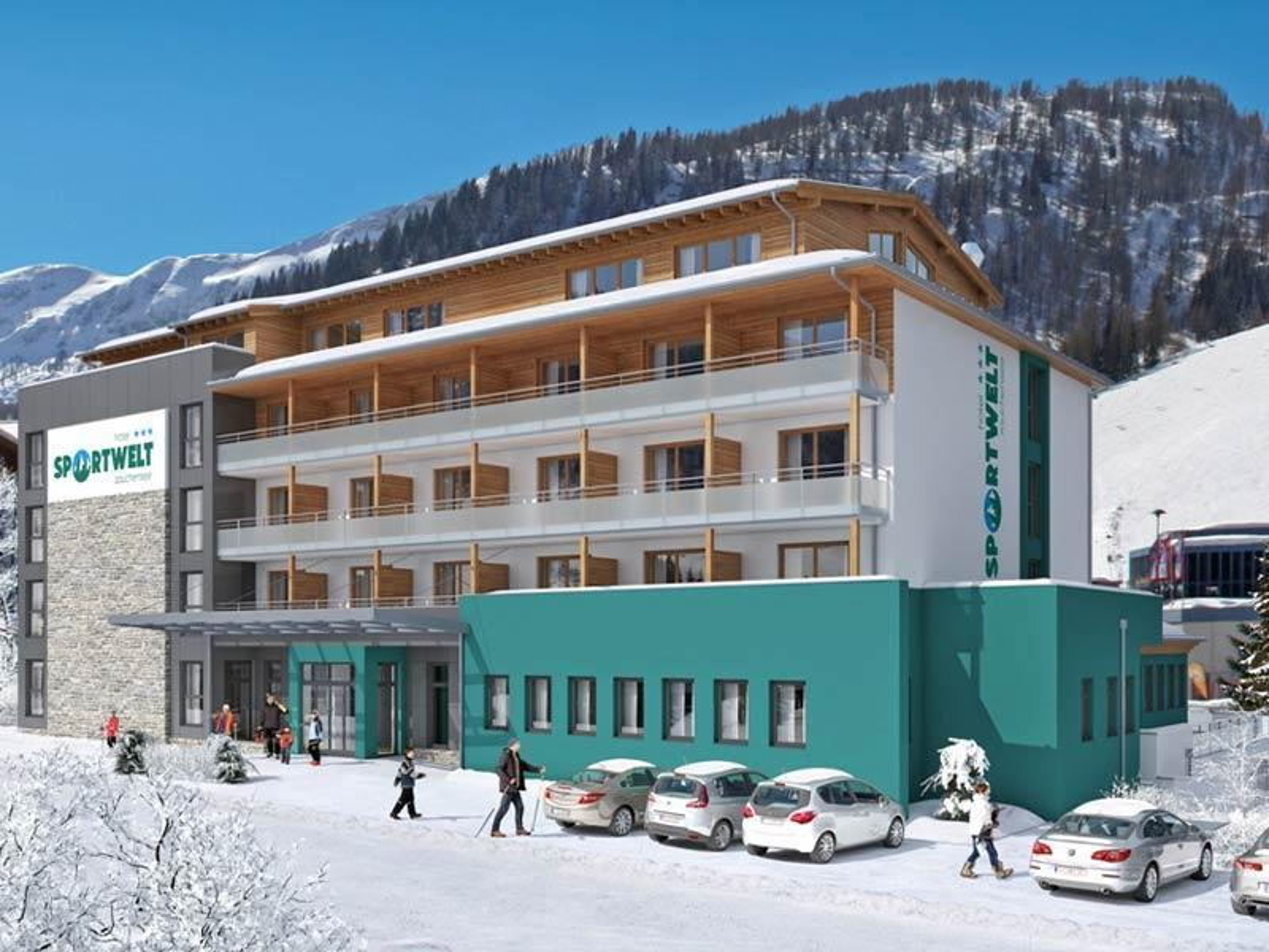Hotel Sportwelt - Walchhofer