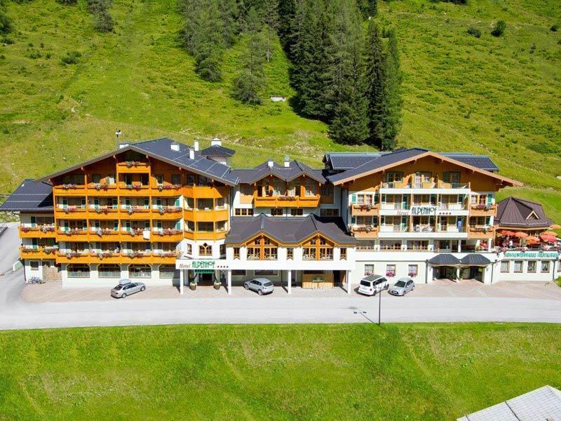 Wohlfühlhotel Alpenhof ****s